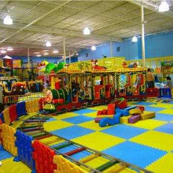 Pomysł na biznes: Kraina zabaw dla dzieci