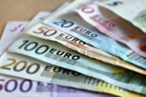 Druk serii zerowej euro