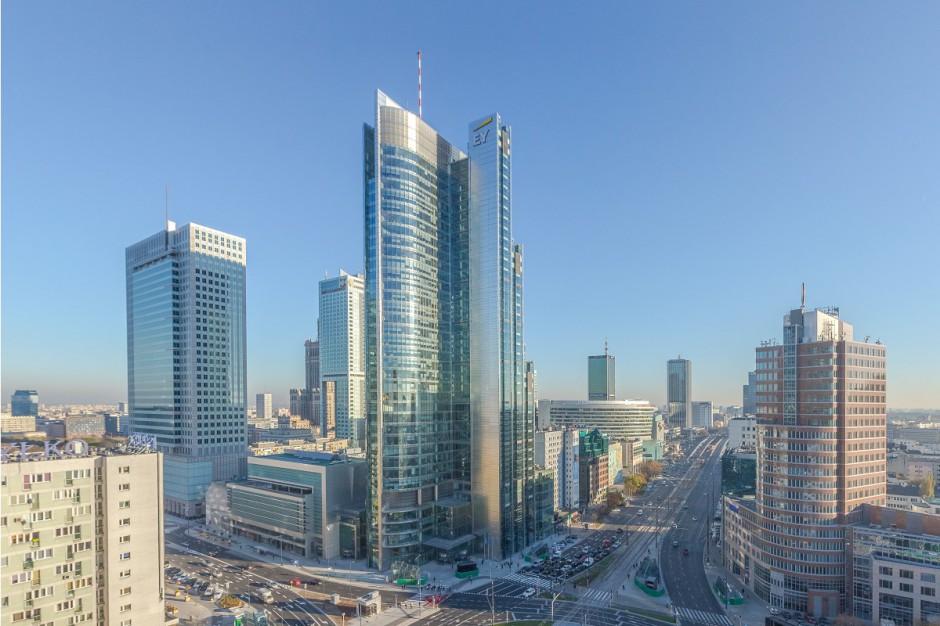 Największe biurowce dla biznesu w Polsce