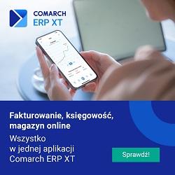 Grafika aplikacji do fakturowania online - ERP XT