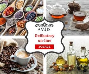 Amus produkty i marki spożywcze premium