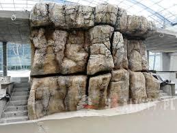 sztuczna skała na ścianę