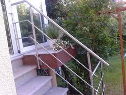 balustrady ze stali nierdzewnej