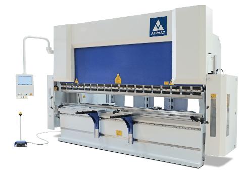 Hydrauliczna prasa CNC Alpmac