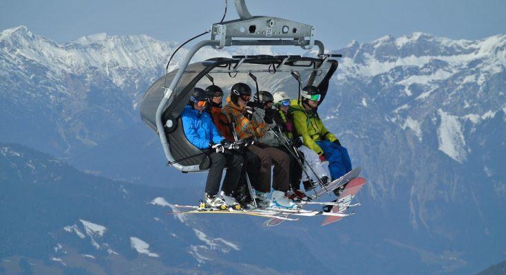 jak ubrać się na narty